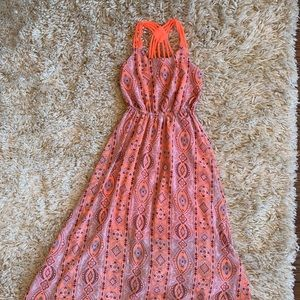 Other - Girl's Maxi Summer Spring Dress